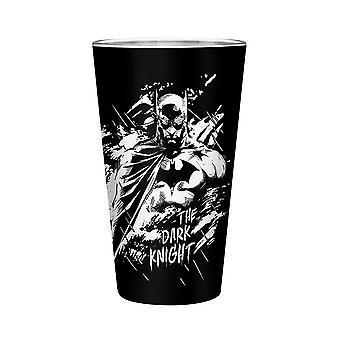 DC Comics XXL Verre Batman - Joker noir, en verre, capacité d'environ 500 ml.