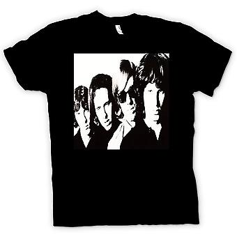 Kids T-shirt - The Doors Band Portrait - BW