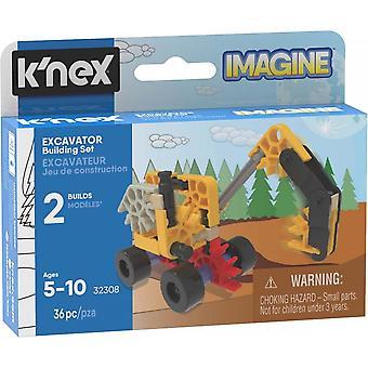 K'nex K'NEX Excavator Building Set