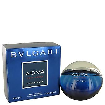 Bvlgari Aqua Atlantique Eau de toilette spray af Bvlgari 100 ml