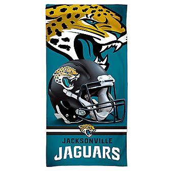 Wincraft NFL Jacksonville Jaguars 3D Strandtuch 150x75cm