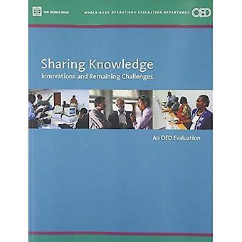 Kunskapsutbyte: innovationer och kvarstående utmaningar