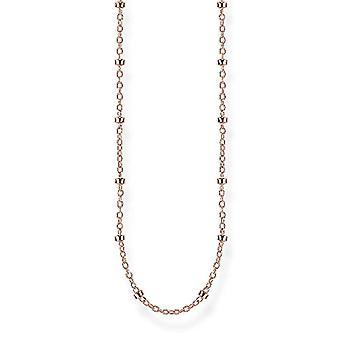 THOMAS SABO Donna vermeil Chain KE1890-415-40-L50v