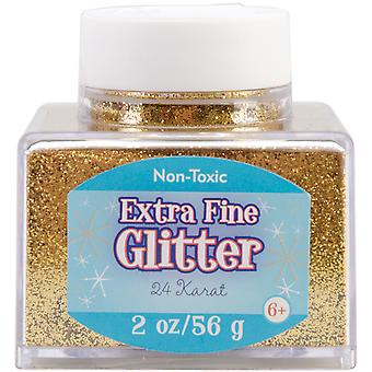 Fine Glitter 2 Ounces Gold Sul2fgl 50862