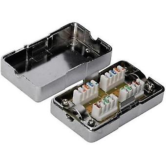 Connection Box Compatible with: CAT 6 Digitus Professional DN-93903