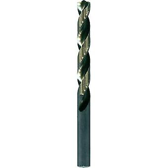 HSS Metal twist drill bit 4.8 mm Heller 28637 4 Total length 86 mm cut Cylinder shank 1 pc(s)