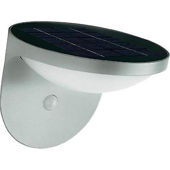 Solar outdoor wall light ( + motion detector) 1.5 W Warm white Philips 17808/87/16 Dusk Grey