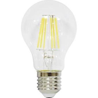 LED E27 Arbitrary 7.5 W = 60 W Warm white (Ø x L) 60 mm x 104 mm EEC: A+ LightMe Filament 1 pc(s)