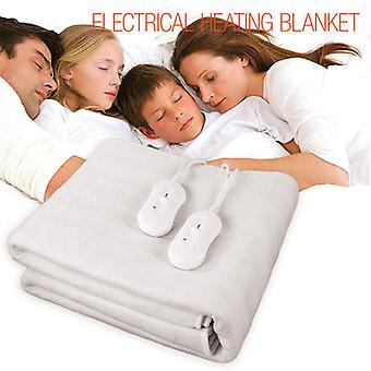 Bigbuy Couverture Chauffante Lit Double Electrical Heating Blanket 160 X 140 Cm