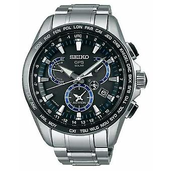Seiko Astron GPS Chronograph Solar Powered SSE101J1 Watch