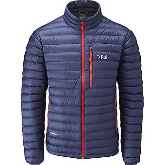 Rab Mens Microlight Jacket Twilight (Large)