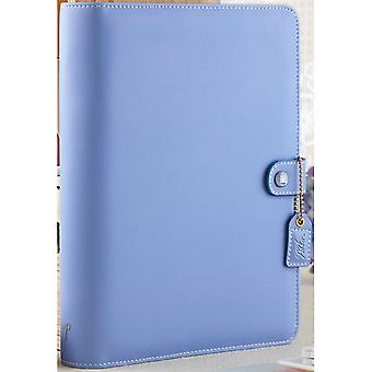 Color Crush A5 Faux Leather Planner Kit 7.5