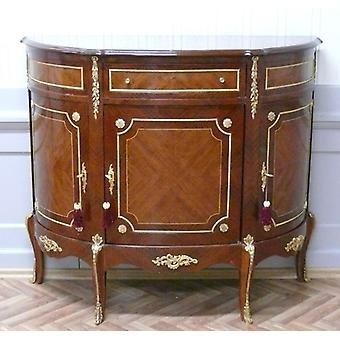 baroque chest of drawers cupboard rococo Louis Seize MoKm0181