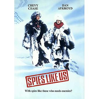 Spies Like Us Movie Poster Print (27 x 40)