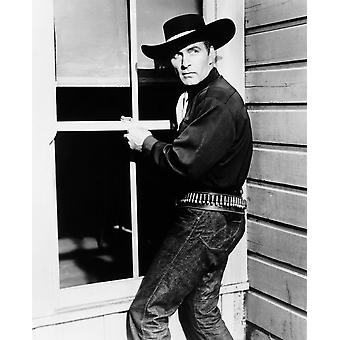 Die härtesten Waffe In Tombstone George Montgomery 1958 Fotodruck