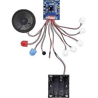 Audio recording unit Component Conrad Components BRC36 Recording Time 60 secs