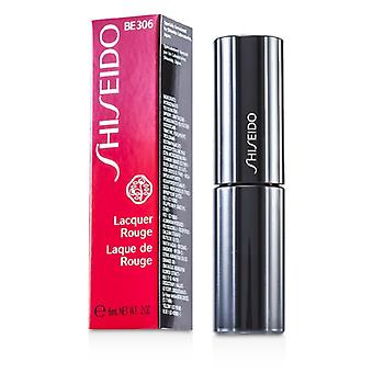 Shiseido Lacquer Rouge - # BE306 (Carmel) 6ml/0.2oz