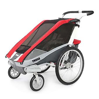 Thule Chariot Cougar1 + Cycle (Red) 14-> 975-100934