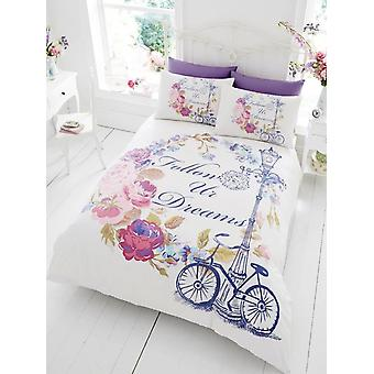 Follow Your Dreams Single Duvet Cover Set