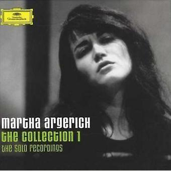 Martha Argerich: The Collection 1 - The Solo Recordings by Martha Argerich