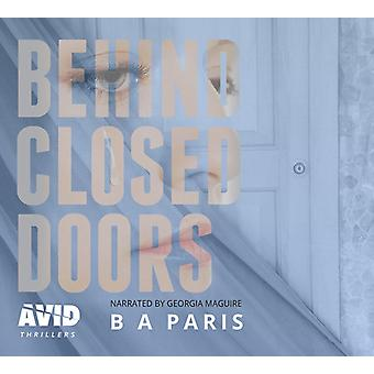 Behind Closed Doors (Audio CD) by Paris B. A.
