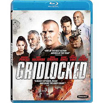 Gridlocked [Blu-ray] USA import