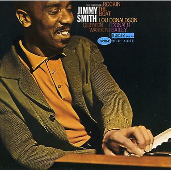 Jimmy Smith - Rockin' the Boat [CD] USA import
