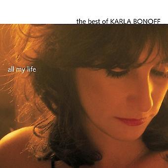 Karla Bonoff - tutto My Life-meglio di importazione USA Karla Bono [CD]