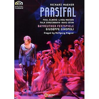 R. Wagner - importación de USA de Parsifal [DVD]