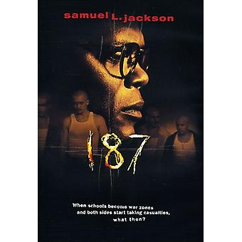 187 [DVD] USA import