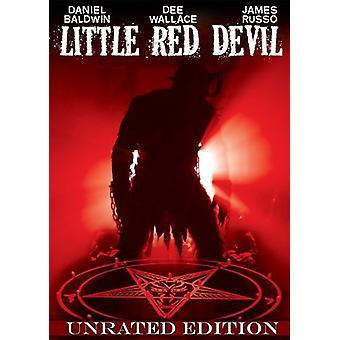 Little Red Devil [DVD] USA importerer