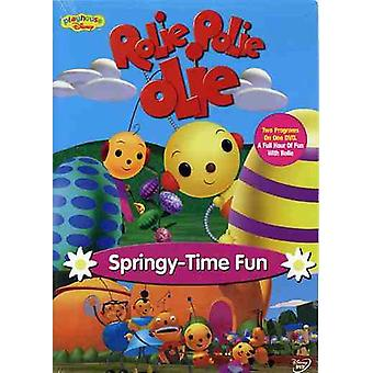 Import USA élastique-Time Fun [DVD]