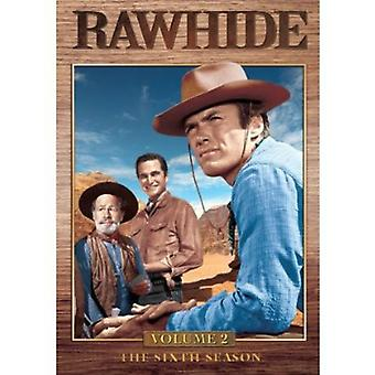 Rawhide - Rawhide: Vol. 2-Season 6 [DVD] USA import