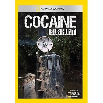 Cocaine Sub Hunt [DVD] USA import