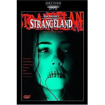 Strangeland [DVD] USA importerer