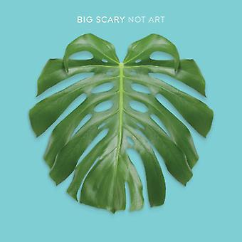 Store skræmmende - ikke kunst [CD] USA importerer