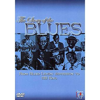 The Story of the Blues: From Blind Lemon to B.B. King [DVD] USA import