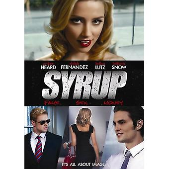 Syrup [DVD] USA import