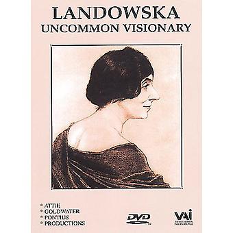 Wanda Landowska - Uncommon visionära [DVD] USA import