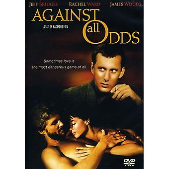 Against All Odds [DVD] USA import