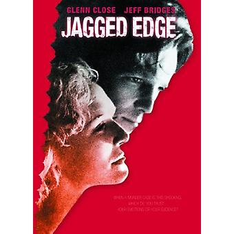 Jagged Edge [DVD] USA importieren