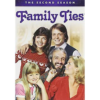 Lazos familiares: Ssn 2 importar de Estados Unidos [DVD]