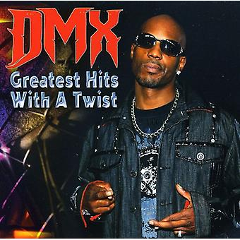 Dmx - Greatest Hits with a Twist [CD] USA import