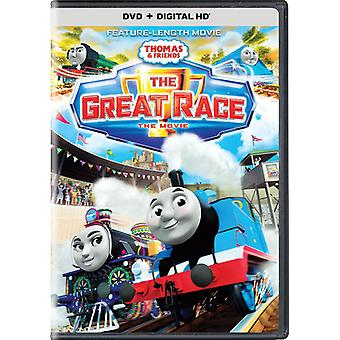 Thomas & Friends: Great Race [DVD] USA import
