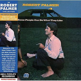 Robert Palmer - nogle mennesker kan gøre hvad de ligesom [CD] USA import