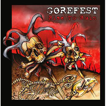 Gorefest - Rose to Ruin [CD] USA import