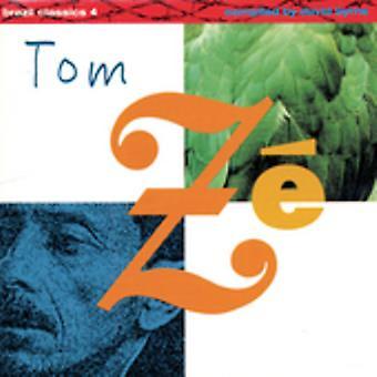 Tom Ze - Best of Tom Ze [CD] USA import
