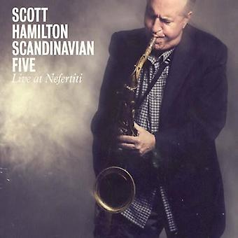 Hamilton Scott - Live på Nefertit [CD] USA import