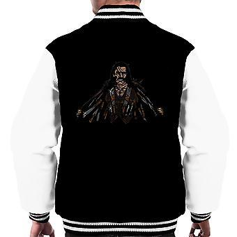 Sig goddag til min lille venner Machete mænds Varsity jakke