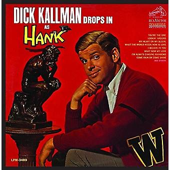 Dick Kallman - Drops in as Hank [CD] USA import